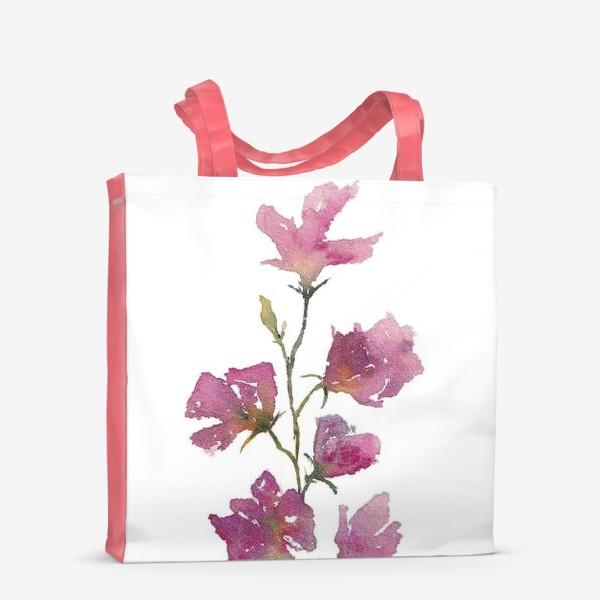 Сумка-шоппер «Букет цветов»