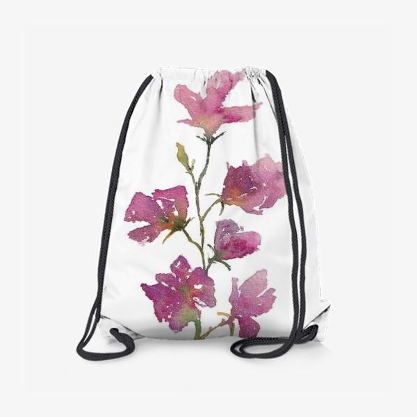 Рюкзак «Букет цветов»