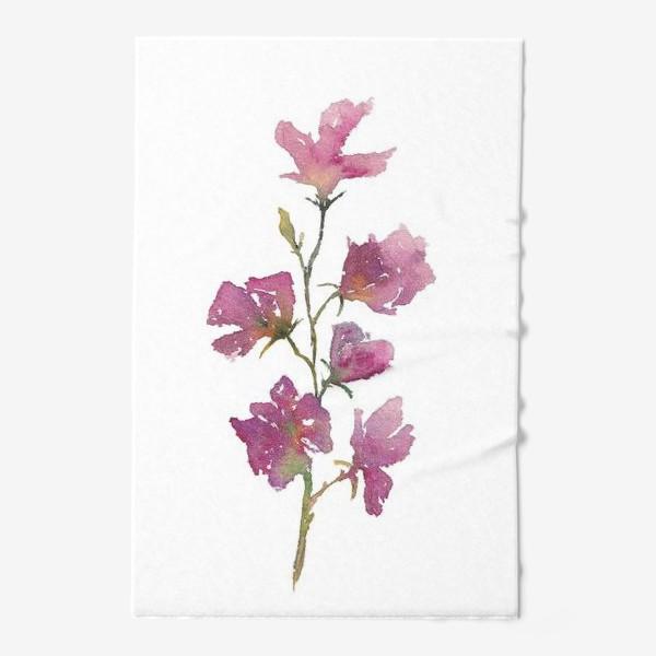 Полотенце «Букет цветов»