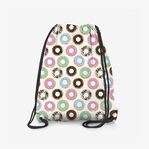 Рюкзак «donuts»