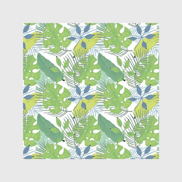 Скатерть «Тропические растения»