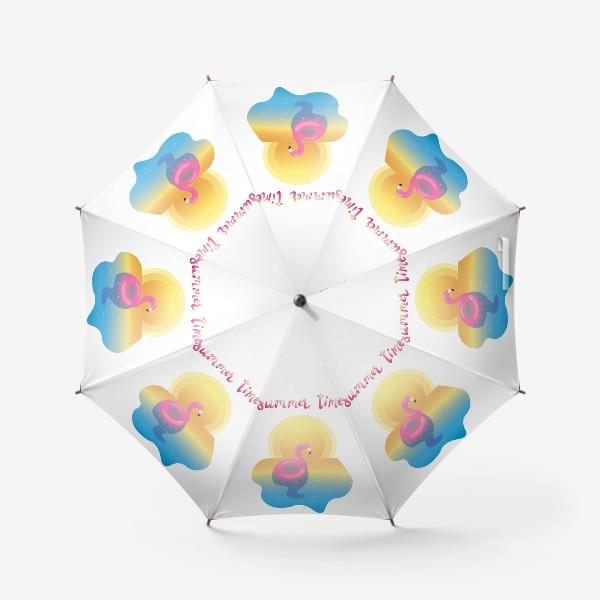 Зонт «flamingo»