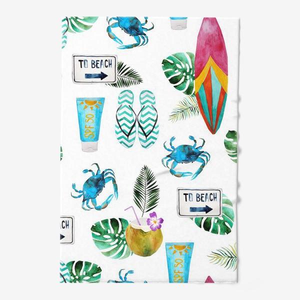Полотенце «Серфинг»