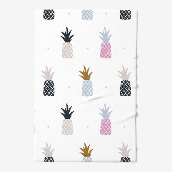Полотенце «Pineapples / Ананасы»