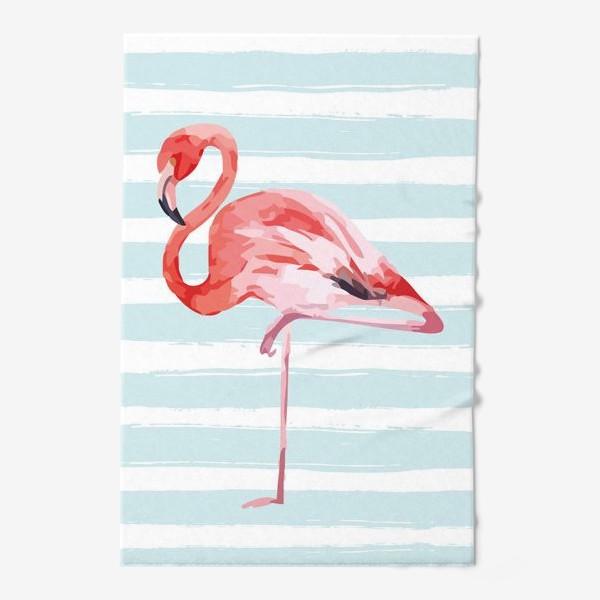 Полотенце «Фламинго»