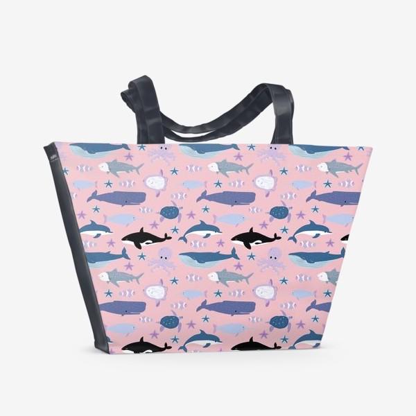 Пляжная сумка «ocean»