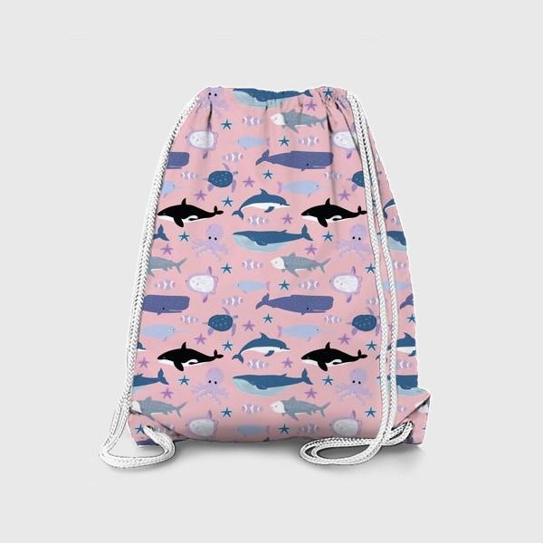 Рюкзак «ocean»