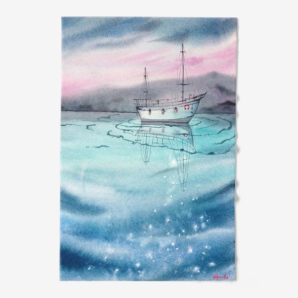 Полотенце «Море»