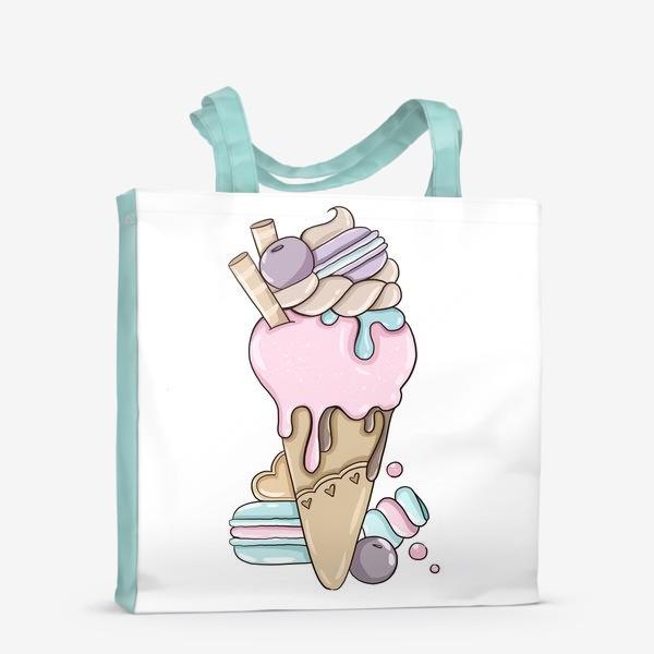 Сумка-шоппер «Ice Cream»