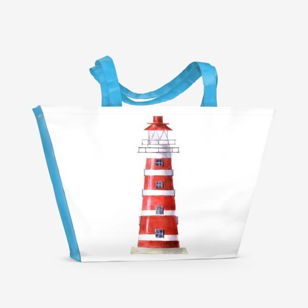 Пляжная сумка «Маяк»