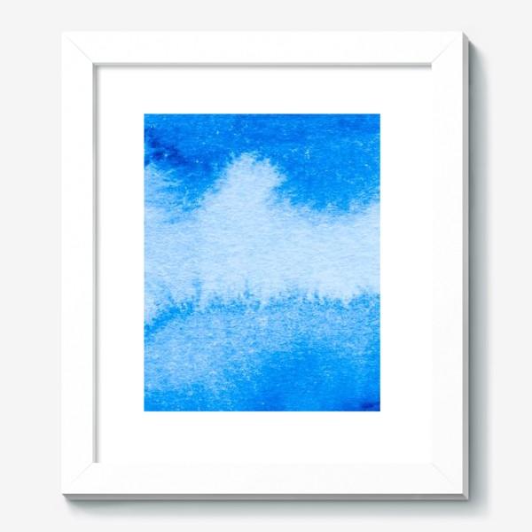 Картина «Синий»