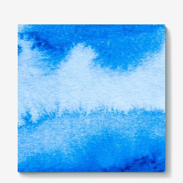 Холст «Синий»