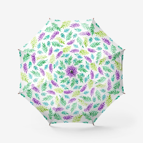 Зонт «Тропический принт»