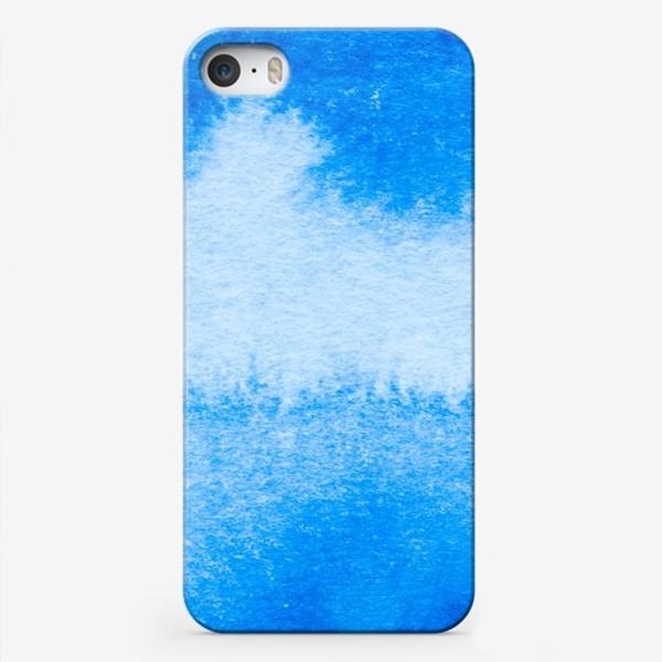 Чехол iPhone «Синий»