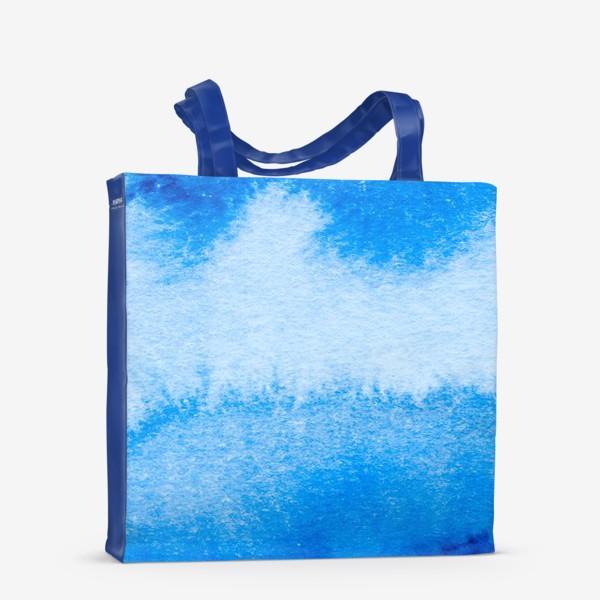 Сумка-шоппер «Синий»