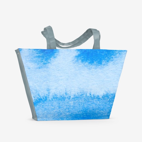Пляжная сумка «Синий»