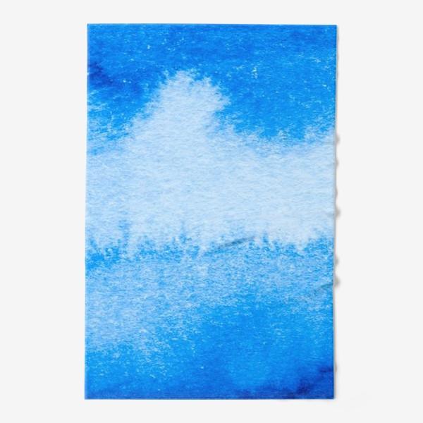 Полотенце «Синий»