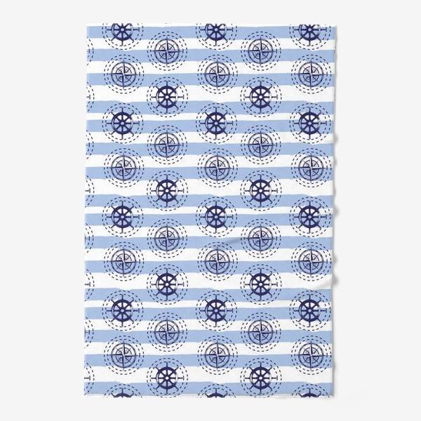 Полотенце «Sea pattern»