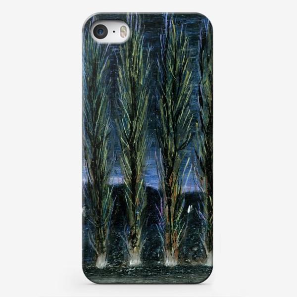 Чехол iPhone «Мерцание»