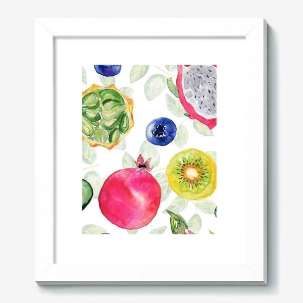 Картина «Сочные фрукты»