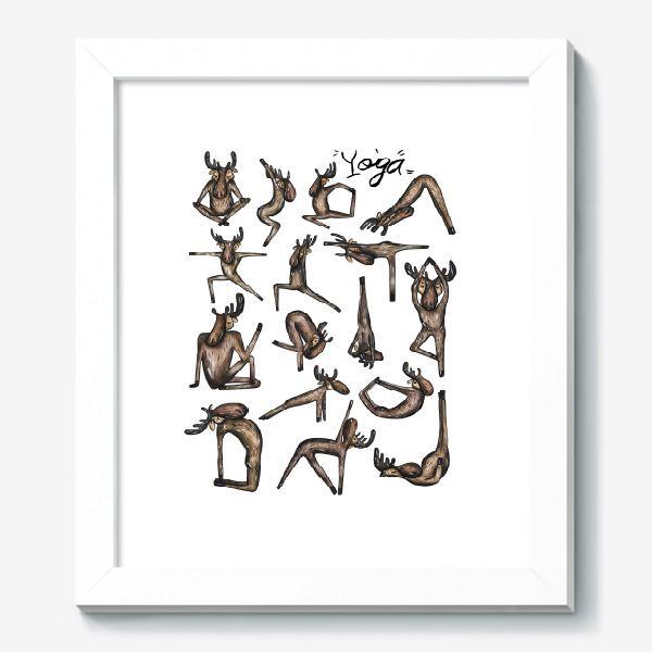 Картина «Yoga»