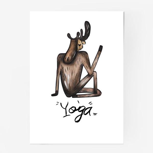 Постер «Йога »
