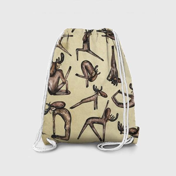Рюкзак «Йога»