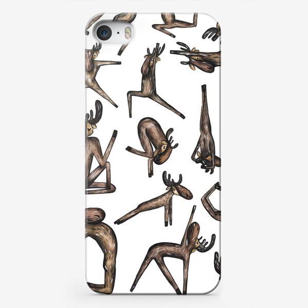 Чехол iPhone «Yoga»