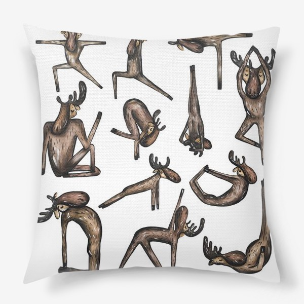 Подушка «Yoga»
