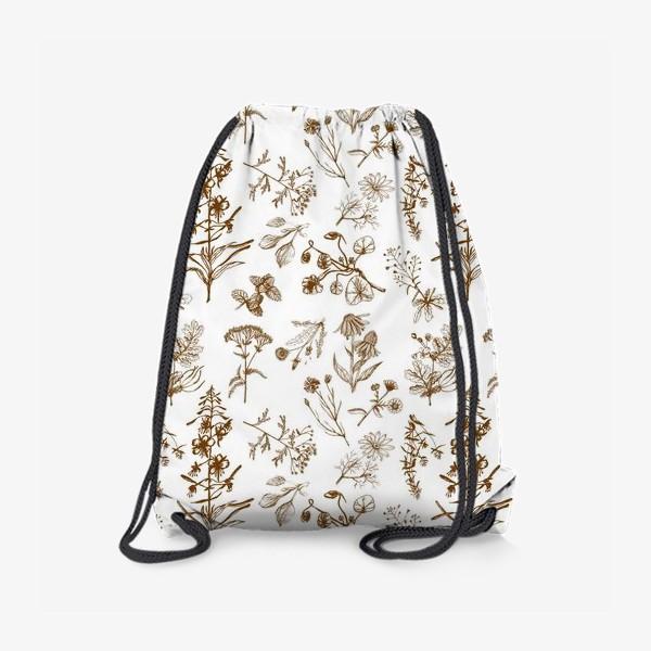 Рюкзак «Летние полезные травы»