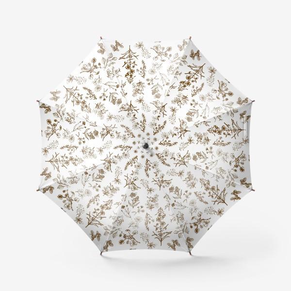 Зонт «Летние полезные травы»