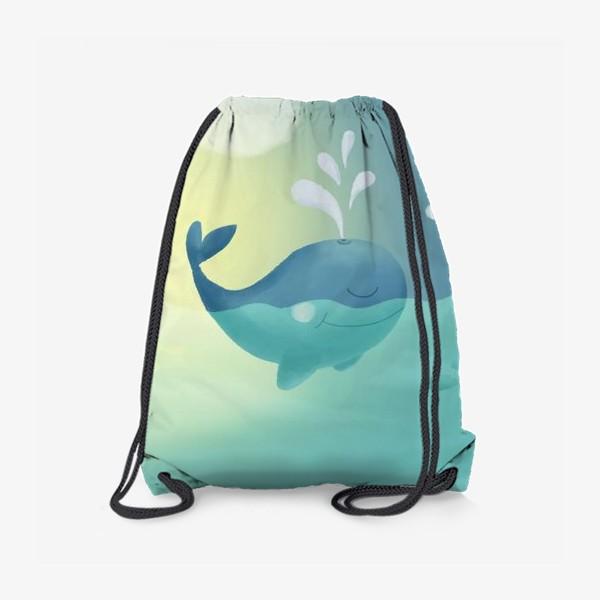 Рюкзак «Кит»