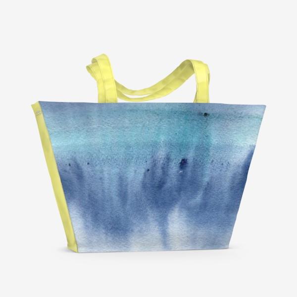 Пляжная сумка «Две чайки.»