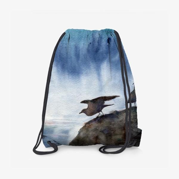 Рюкзак «Две чайки.»