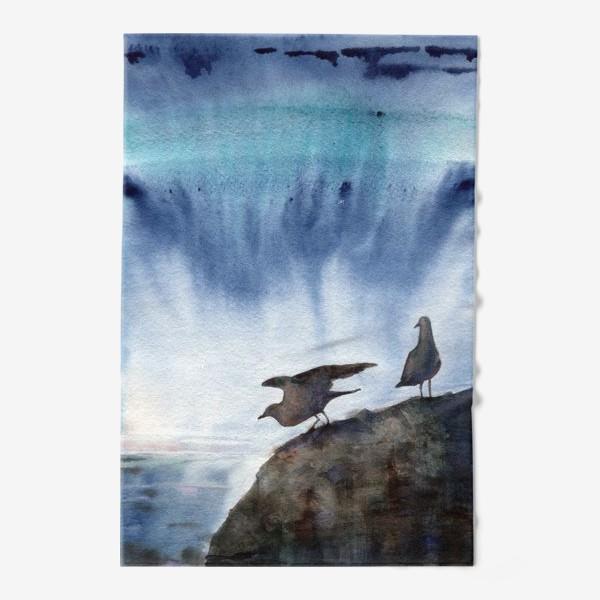 Полотенце «Две чайки.»