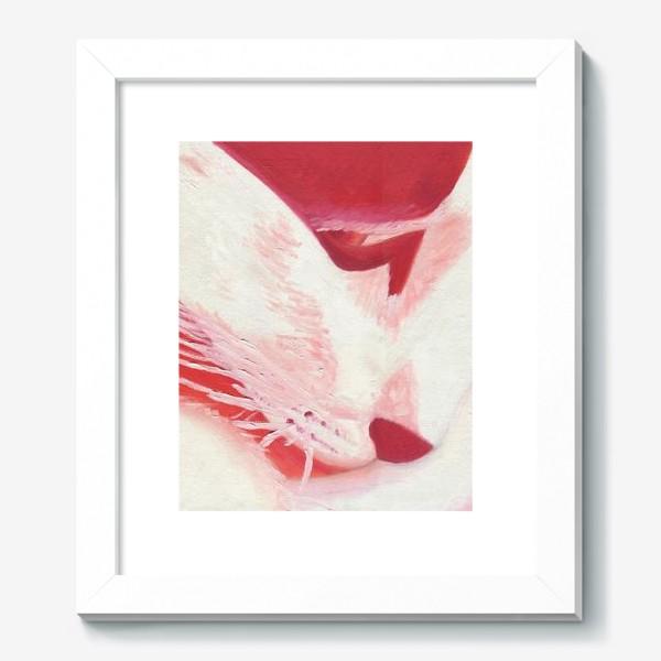 Картина «Красный кот. Масло»