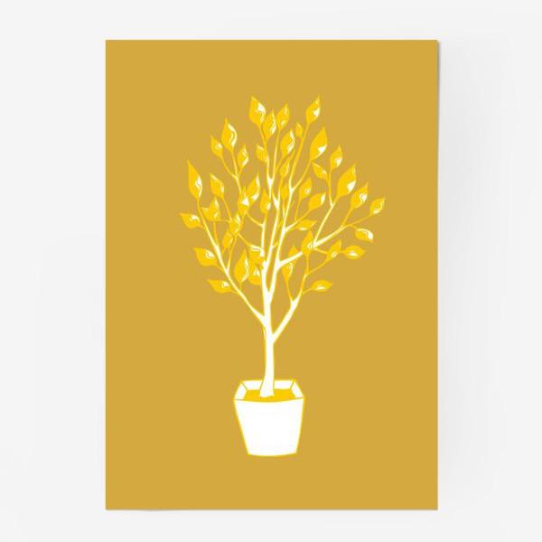 Постер «Дерево»