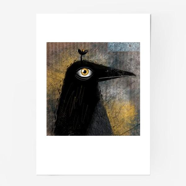 Постер «Ворона»