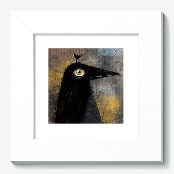 Картина «Ворона»