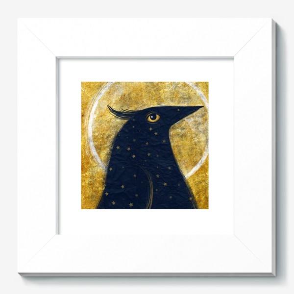 Картина «Космо-птица»