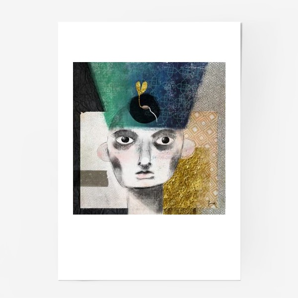 Постер «Нефертити»