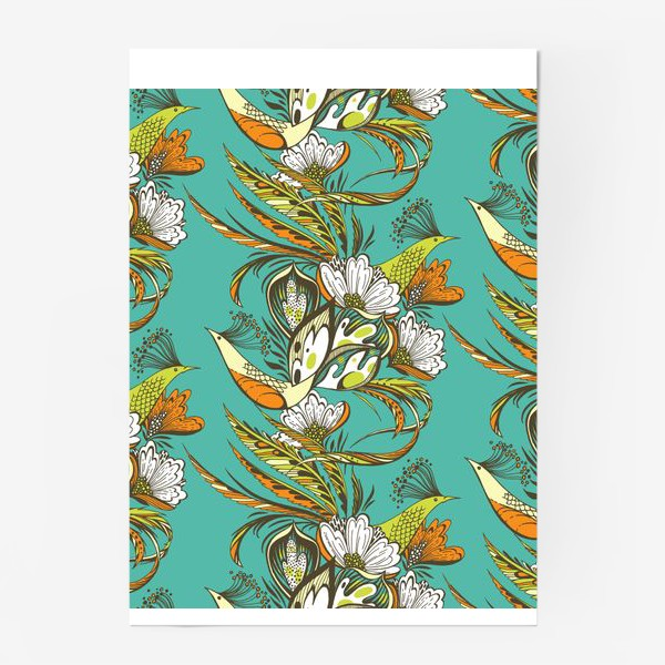 Постер «Райские птицы»