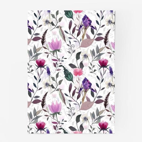 Постер «May flowers»