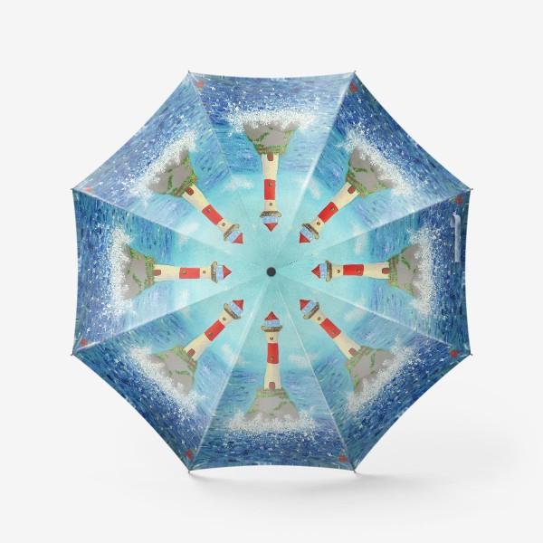 Зонт «Маяк. Масло»