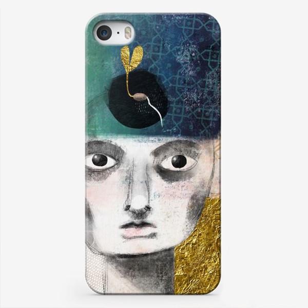 Чехол iPhone «Нефертити»