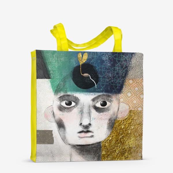 Сумка-шоппер «Нефертити»