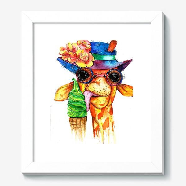 Картина «Жираф»