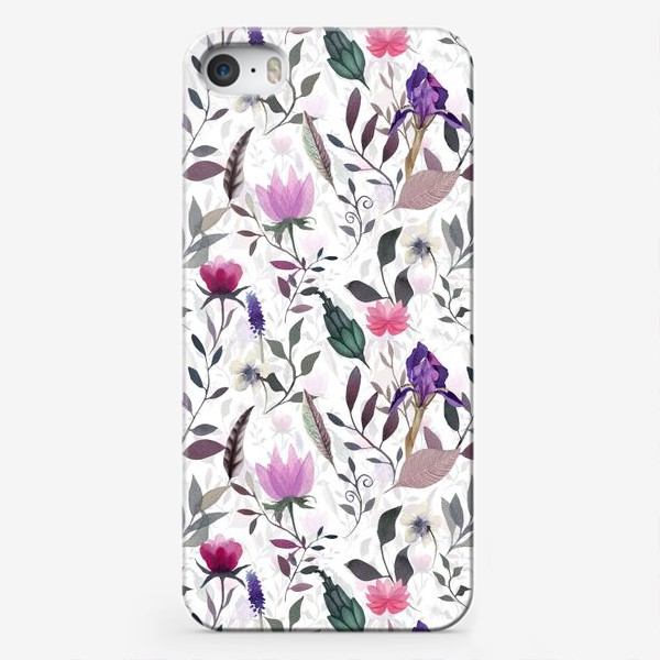 Чехол iPhone «May flowers»