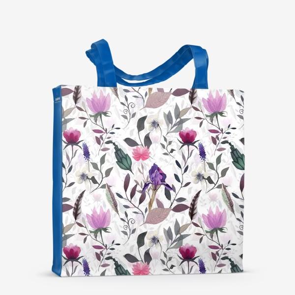 Сумка-шоппер «May flowers»