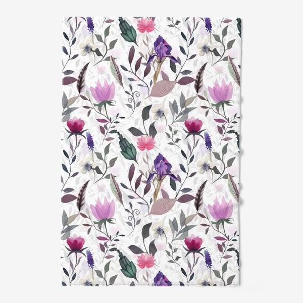 Полотенце «May flowers»